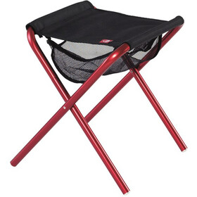 Robens Trailblazer Stool Glowing Red
